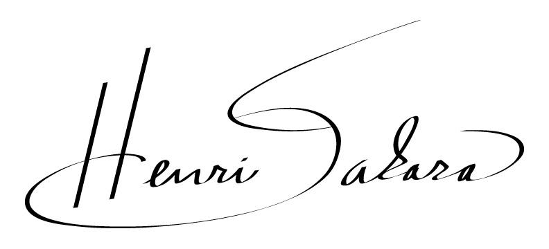 Henri Sakara Ecommerce Website Design